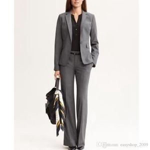 Gray Theory Suit size 0